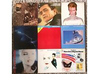 Ready Made Record Collection (Bowie, Queen, Cash, The Who, Stones and more)