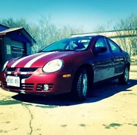 2004 Dodge Neon (or trade for a 4x4 truck)