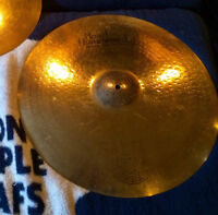 "21"" Sabian HH Series Raw Bell Dry Ride"