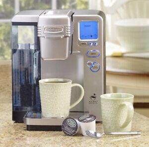 Keurig cuisinart coffee maker