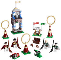LEGO Harry Potter 4737 Quidditch Match Discontinued with box