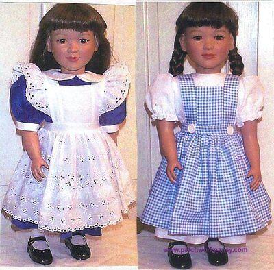 "outfit dress  clothes  Pattern fits 23"" Dolls  My Twinn"