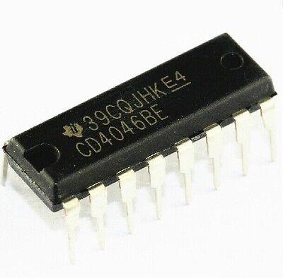 10PCS CD4046 CD4046BE 4046