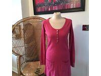 Marks and Spencer's pink jumper size 12 & 16