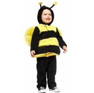 Bumblebee costume 12-24 months