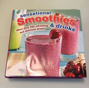 SMOOTHIES:  Over 200 recipes