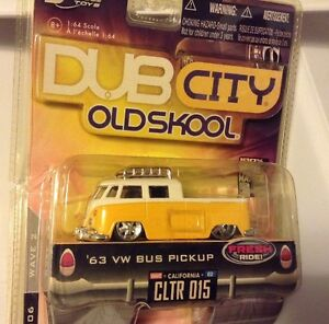 VW Bus 1963 toy