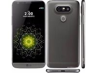 LG G5 MINT CONDITION 32GB ( UNLOCKED ) WITH MANUFACTURING WARRANTY AND SHOP RECEIPT