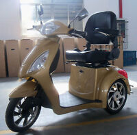 Adult Mobility  Electric  Tricycles
