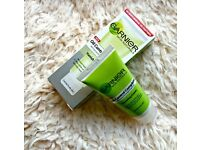 Garnier oil control face cream 40ml NEW