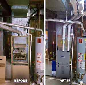 Heating and Cooling repair and install Belleville Belleville Area image 1