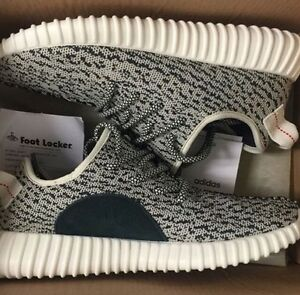 Yeezy boost 350's turtle doves fresh out box not used (
