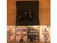 Xbox 360 slim bundlen