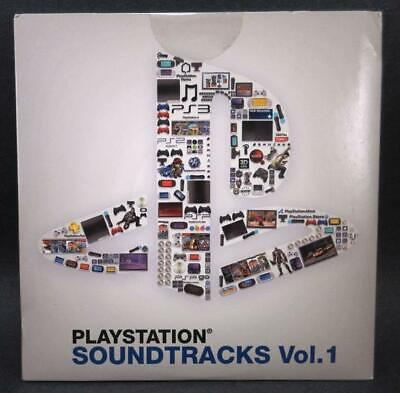 PlayStation Soundtracks Volume 1-Brand NEW!! Uncharted 2 God of War Infamous, usado comprar usado  Enviando para Brazil