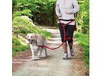 Waist lead / belt dog walking / running
