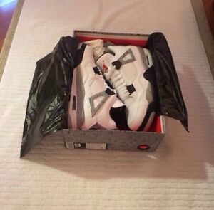 white cement 4s (DEADSTOCK)!!(sold)