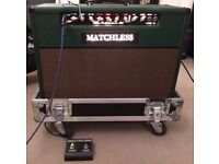 Matchless Independence 35 with reverb Guitar Amp