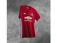 Brand new man Utd home and away tops (not iPhone iPad Xbox ps4 Samsung Audi)
