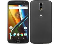 MOTOROLA MOTO G4 PLUS BRAND NEW UNLOCKED WITH MANUFACTURING WARRANTY AND SHOP RECEIPT