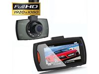1080 HD Car DVR / IR Night Vision Recorder