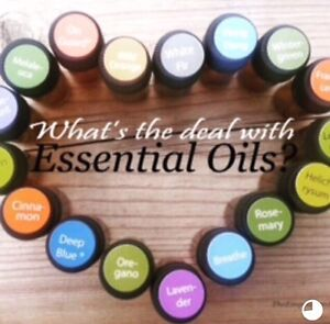 Learn about essential oils online!!!!