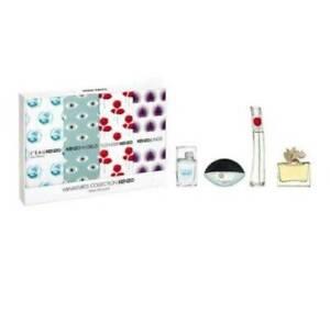 Kenzo Variety Perfume Gift Set for Women 4 X mini set