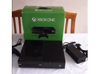 Xbox one 500gb Boxed 3 disc 15+ HDD Games 3 months Live