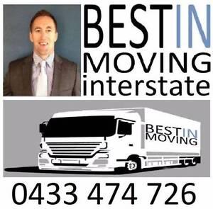 BESTIN MOVING INTERSTATE Removals Backloading Melbourne To Cairns Melbourne Region Preview