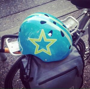 Nutcase helmet - never dropped or had a crash! S/M