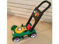 Little Tikes lawnmower