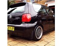 Polo 1.6 GTI 6n2 not 6n not lupo