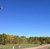 REDUCED - LARGE SERVICED LAKE LOTS FOR SALE