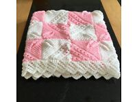 Baby blankets (various)