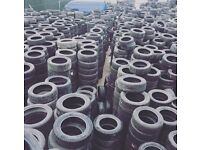 TYRE SHOP . CHEAPEST TYRES Around . FREE FITTING . SETS & PAIRS . Used partworn tire part worn tires