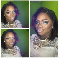 """Beauty All in 1 Chair. """"Weave Extensions, Eye lashes & Makeup"""