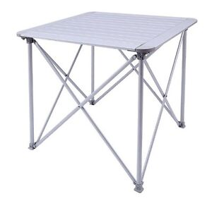 Brand new rolling aluminum table  Kitchener / Waterloo Kitchener Area image 2