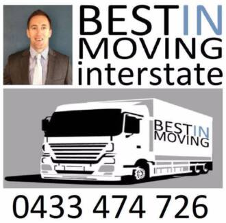 BESTIN MOVING Interstate Removals And Backloads Australia Wide