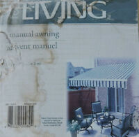 Awning,for house 12 x 10-ft new in box not opened