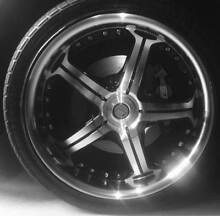 18inch velocity rims Thornlie Gosnells Area Preview