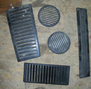 Yamaha ET250 ET340 vents grills Enticer 250 300 340