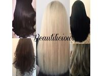Hair extensions la weaves and microloops