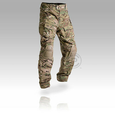 Brand New Authentic Crye Precision G3 Combat Pants Multicam 34 Regular