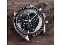 Wanted Omega Speedmaster cash waiting private buyer