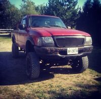 Lifted Ford Ranger!
