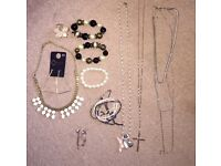 Costume Jewellery bundle (3 Pics)