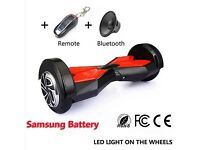 UK CERTIFIED SEGWAY | IO Hawk eHover Scooter Balance Board | BLUETOOTH | SAMSUNG | FREE DELIVERY