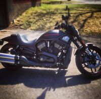 2012 Harley Davidson Night Rod 10th Anniversary Edition