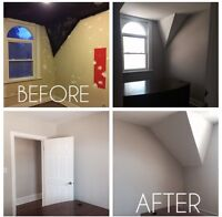 PROFESSIONAL PAINTING - FREE QUOTES