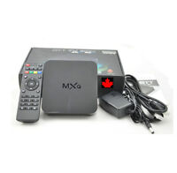 FREE TV, MOVIES, SPORTS, with MXQ Android TV Box