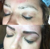 MICROBLADING HOLIDAY PROMO $200